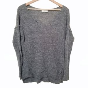Abercrombie & Fitch Oversized Knit Sweater